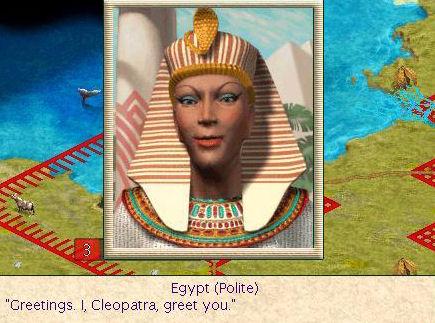 Civ III Cleo