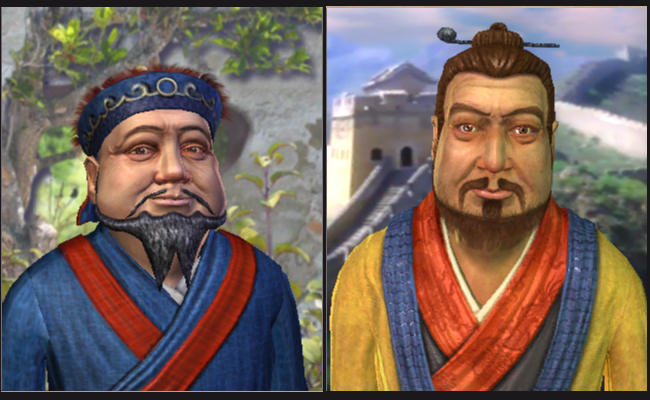 genghis khan and qin shi huang The qin shi huang tomb and his surrounding 38 square mile the king of qin managed one successful campaign after secret tomb of genghis khan.