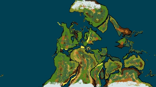 Earth early map civfanatics forums correct but the landmass is have taken most of the flood plains and replaced with plainsis is a basic map there is nothing on this map gumiabroncs Image collections