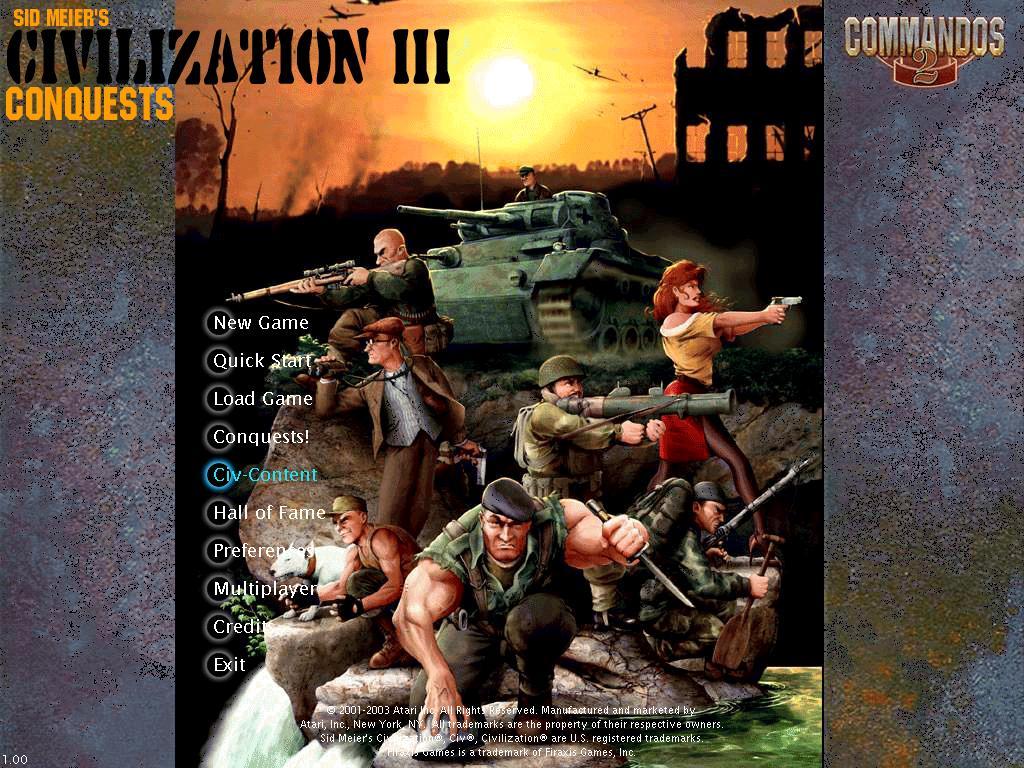 جميع اجزاء لعبة commandos كامله للكمبيوتر Commandos2