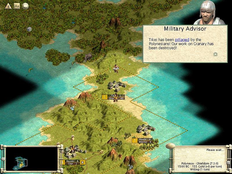 Civilization 3 double your pleasure