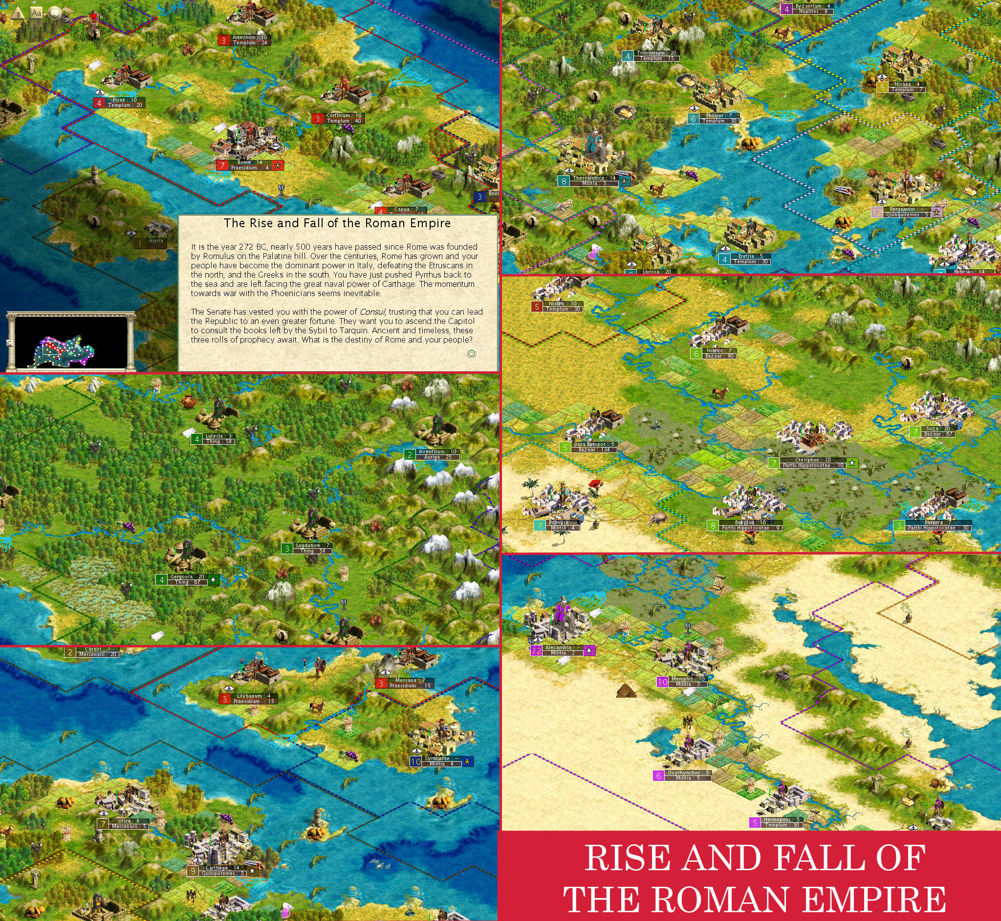 Civilization 4: Beyond The Sword No-CD Patches