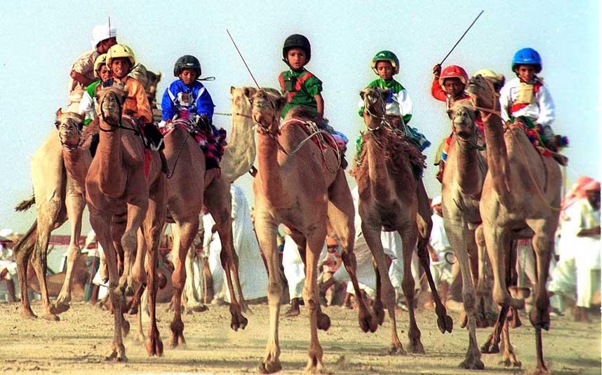 The Infant Pakistani Camel Jockeys   CivFanatics Forums