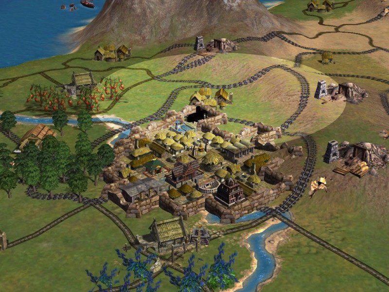 Патч Civilization 4 Warlords